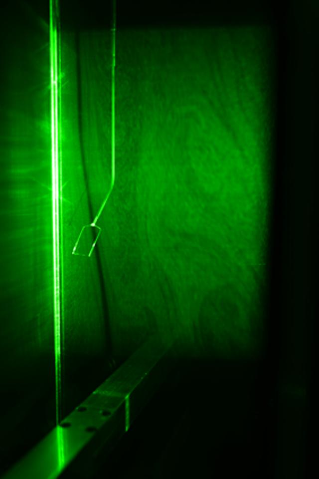 Mesures couplées vitesse-température (PIV+µ-Thermocouple). Diamètre=12,7µm)